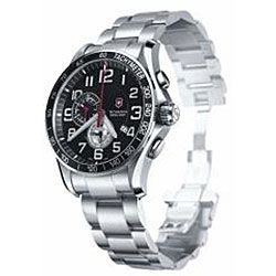 Swiss Army Mens Chrono Classic XLS Alarm Watch