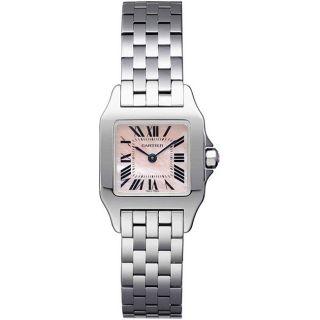 Cartier Santos Demoiselle Womens Steel Watch