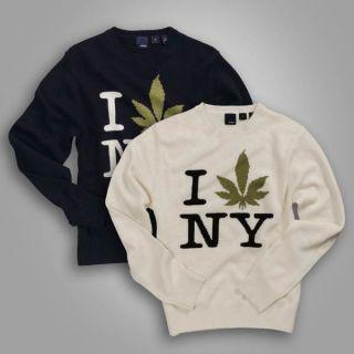 Hickey Mens I Hemp NY Cashmere Sweater