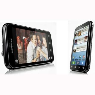 Motorola Defy Black GSM Unlocked Cell Phone