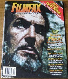 Filmfax No. 90 April/May 2002 (The Magazine of Unusual FIlm