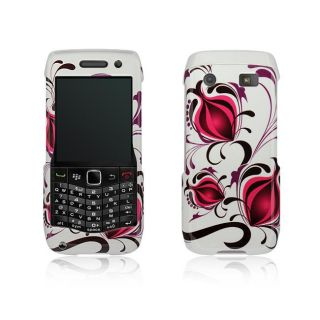 BlackBerry Pearl 9100 Hot Pink Pomegranate Protector Case