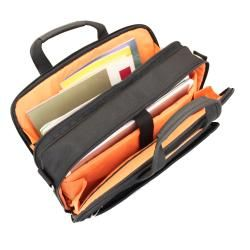 Kemyer Deluxe Ballistic Nylon 17 inch Laptop Briefcase /Backpack
