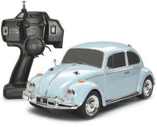 Tamiya 1/10 RC RTR Volkswagen Beetle Type 1   M04L: Toys