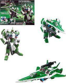Mospeada Alpha Legioss AFC 01I (Green): Toys & Games