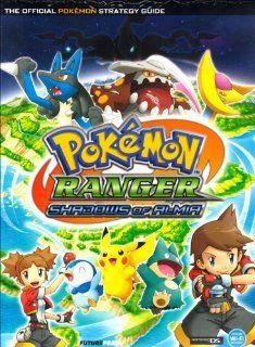 Pokemon Ranger Shadows of Almia, The Official Pokemon Strategy Guide