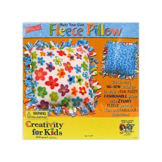 Creativity for Kids Make Your Own Polka Dot Pillow Kit
