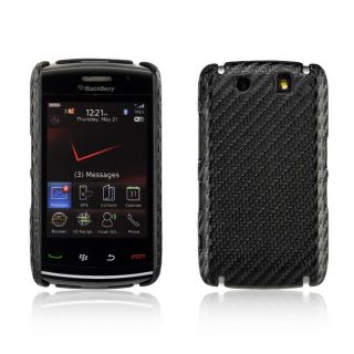 Carbon Fiber BlackBerry Storm II 9550 Fabric Case