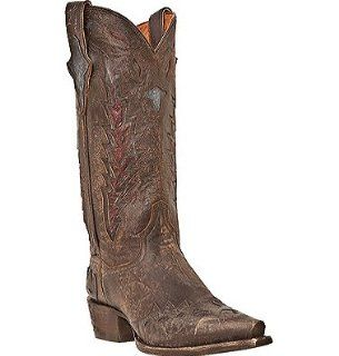 Dan Post Womens 13 Inch Nicotine Lady Roy Boots  DP3620 Shoes