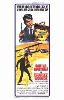 Charley Varrick Movie Poster (11 x 17 Inches   28cm x 44cm