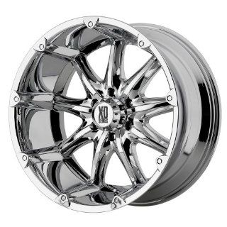 XD Series Badlands XD779 Chrome Wheel (18x9/6x5.5)