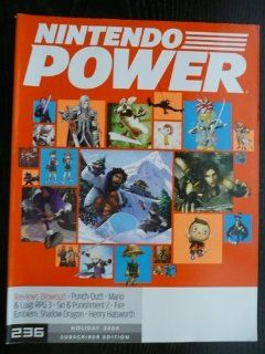 Nintendo Power Magazine Vol 236, Holiday 2008: Nintendo Power: