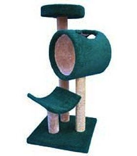 ThreeTier 243 Cat Tree : Optional Sisal 2 FEET OF SISAL