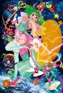 Macross Frontier the Movie Song is Magic 81 077 Jigsaw