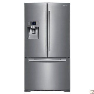 Samsung Rfg237aars   23 cu. ft. (color: Stainless Steel
