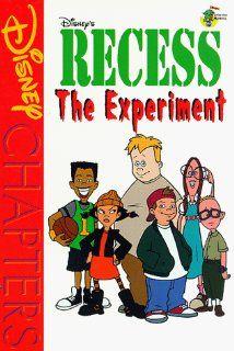 Disney Chapters   Recess The Experiment Judy Katschke 9780786842636