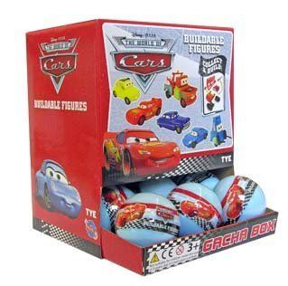 Tomy   Disney Gacha Box Cars (18) Toys & Games