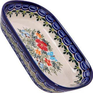 Polish Pottery Ceramika Boleslawiec, 0726/238, Butter
