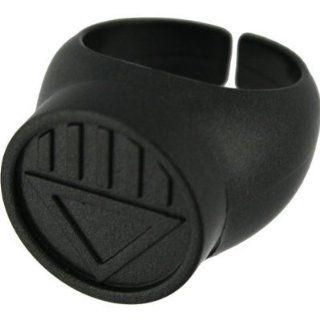 Blackest Night Black Lantern Promo Ring (Black) Toys