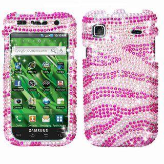 Samsung Vibrant T959 (Galaxy S) Diamond Crystal Bling