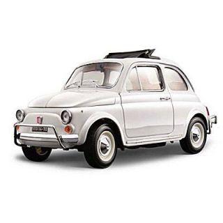 BBURAGO   Modèle réduit kit   Fiat 500 L Sunroof (1968)   Echelle 1