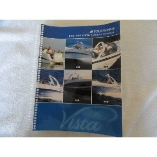 Four Winns Boat Owners Manual 248 268 288 298 328 348 Everything Else