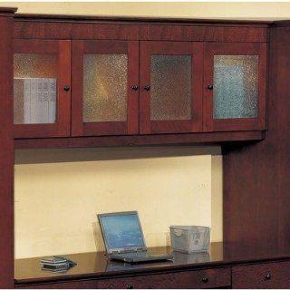 Del Mar Wall Mounted 25 H x 69.5 W Desk Hutch Home