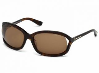 Tom Ford Vivienne FT0278 Sunglasses   52J Dark Havana