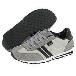 DVS Shoe Company Volari Grey Leather(Size 8 D   Medium)