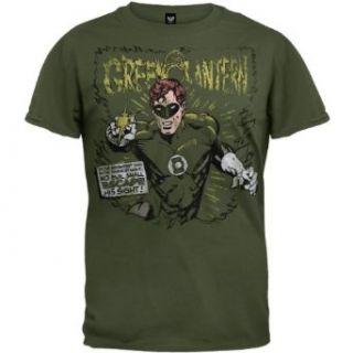 Green Lantern   Brightest Day Darkest Night Soft T Shirt