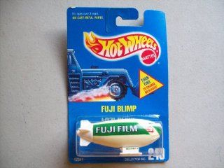 Hot Wheels Fuji Blimp #249 1991 Toys & Games