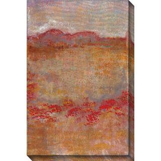 Maeve Harris Overture II Canvas Art