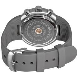 Philip Stein Mens Active Grey Strap Chronograph Watch