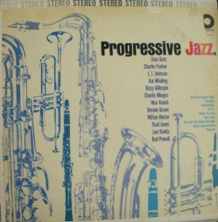 Lp Design Records DLP 242 Various, Stan Getz, Charlie Parker Music