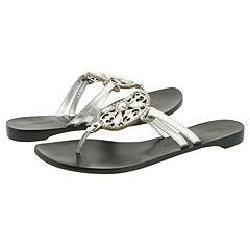 Jessica Bennett Jayleen Silver Sandals