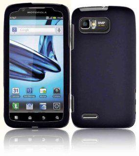 Black Hard Case Cover for Motorola Atrix 2 MB865 Cell
