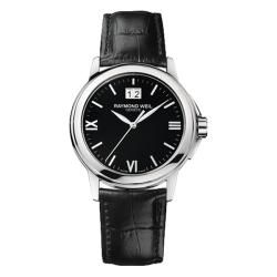 Raymond Weil Mens Tradition Stainless Steel Watch