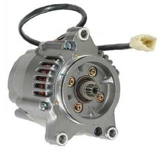 This is a Brand New Original Equipment Alternator For Kawasaki ZG1200