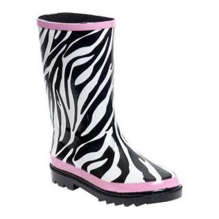 Girls RainBOPS Classic Style Rain Boot Gumbo