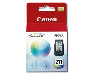 InkJet Printer Color Ink Cartridge   244 Pages (OEM) Electronics