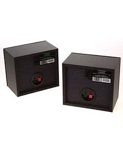 Pioneer S CR400 K 3 piece Surround Speaker System
