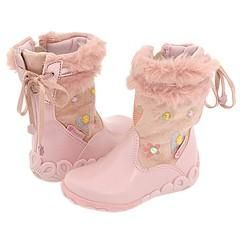 Pampili 27.167.089 (Infant/Toddler) Pink Boots