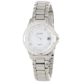Citizen Womens Eco Drive Silhouette Watch