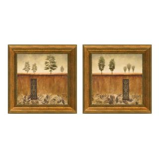 Michael Marcon Fairhaven 2 piece Framed Wall Art