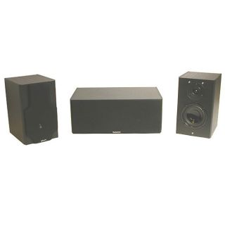 SDAT CAT LEB 405 HiFi 3 Piece Surround Speaker Set