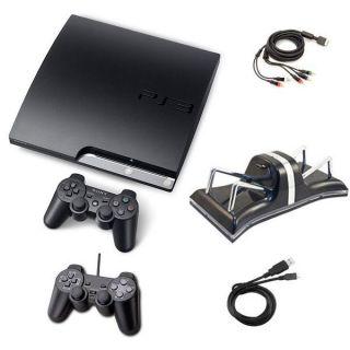 Sony Playstation 3 160GB Essentials Holiday Bundle  Extra Controller
