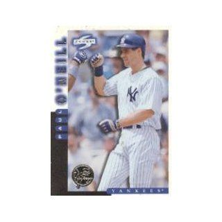 1998 Yankees Score #10 Paul ONeill Collectibles