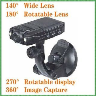 Car Vehicle dash dashboard Cam Camera DVR 140 degree: Camera & Photo