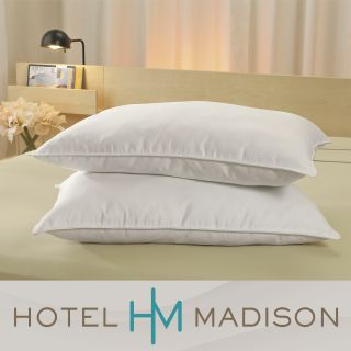 Hotel Madison Luxe Comfort Down Alternative Pillows (Set of 2