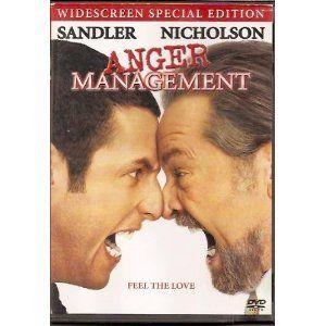 Anger Management ADAM SANDLER, JACK NICHOLSON, Peter